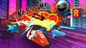 wipEout Rush Announced for Smartphones
