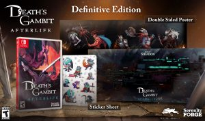 Death's Gambit: AfterlifeLaunches September 30