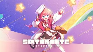Rhythm-Action Game Sixtar Gate: STARTRAIL Announced for PC and Switch