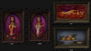 World of Warcraft Paintings Were Censored to Reduce Sexual Content