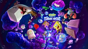 SpongeBob SquarePants: The Cosmic Shake Announced for PC and Consoles