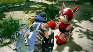Monster Hunter Rise is Getting a Mega Man Collab