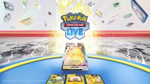 Pokemon Trading Card Game Live Announced for PC and Smartphones