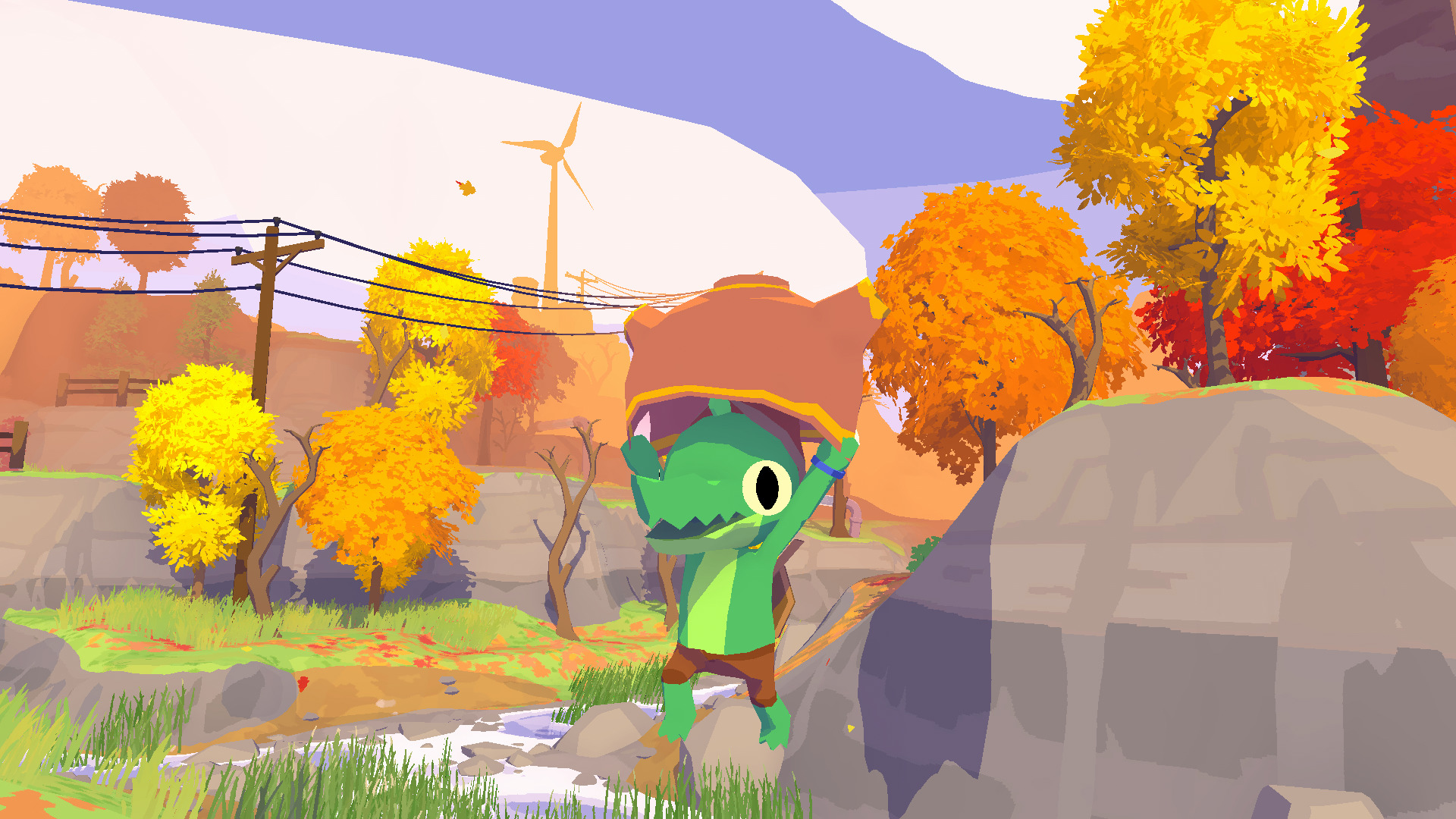 Playtonic Friends is Publishing Lil Gator Game