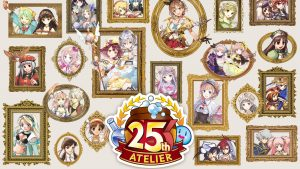 Atelier 25th Anniversary Site Launched