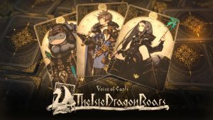 Voice of Cards: The Isle Dragon Roars Launches October 28 for PC, Switch, and PS4
