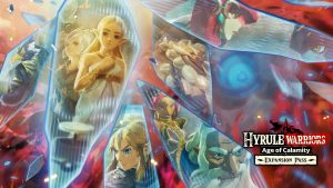 Hyrule Warriors: Age of Calamity Expansion Pass DLC Wave 2 Launches October 29