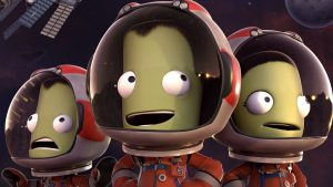 Kerbal Space Program Enhanced Editionis Now Available for Xbox Series X S and PS5