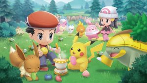 """Pokemon Brilliant Diamond and Shining Pearl Trailer Reveal Hidden Moves Usable at Any Time, """"Cute"""" Following Pokemon Return"""