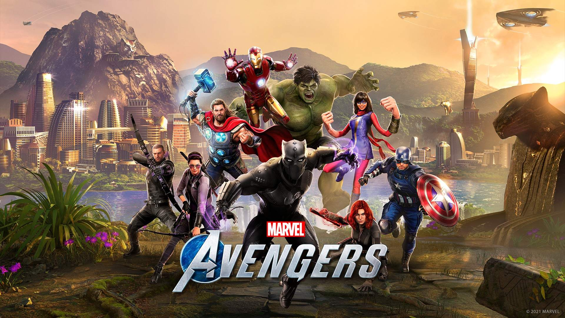 Xbox Game Pass is Adding Marvel's Avengers
