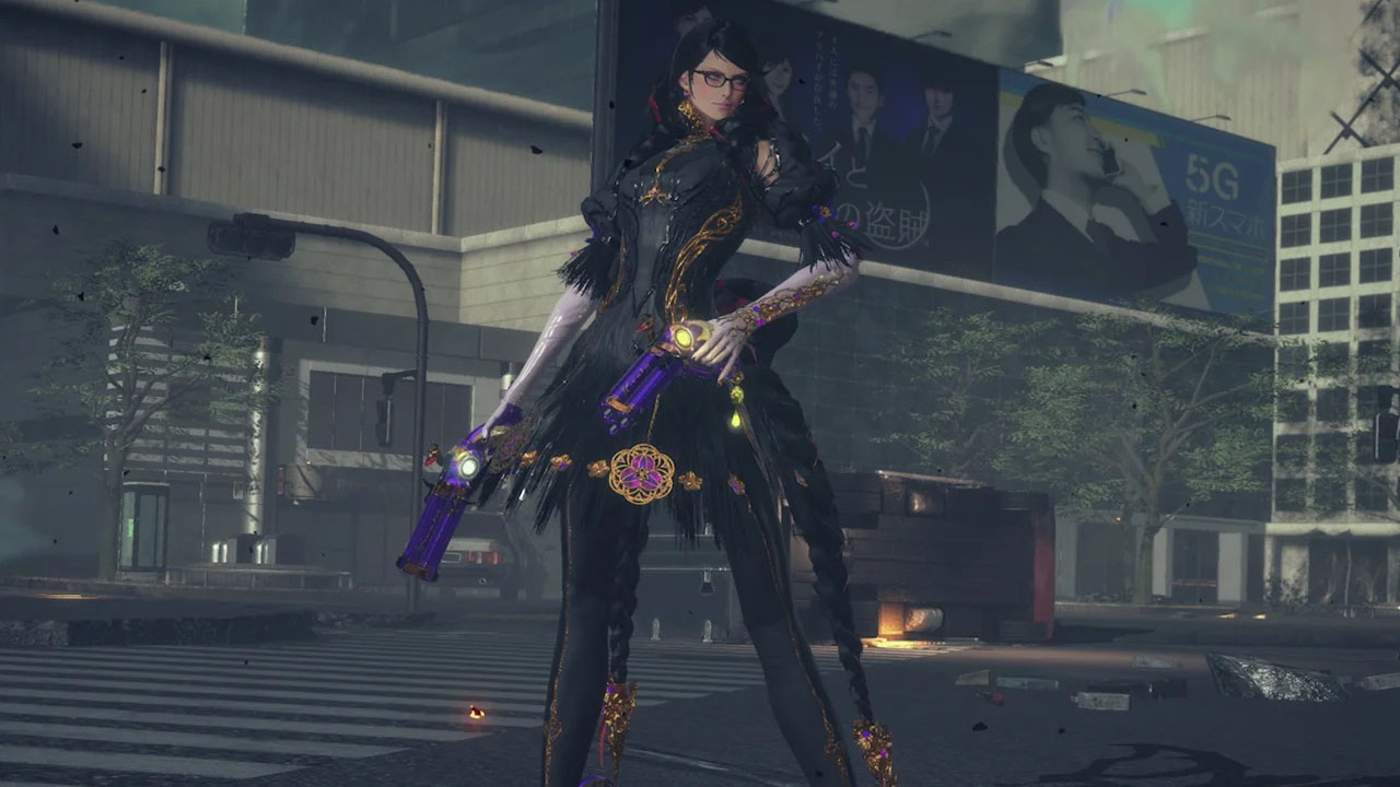 Bayonetta 3 is Switch Exclusive