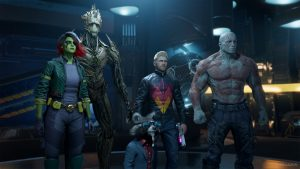 Marvel's Guardians of the Galaxy PC Tech Trailer