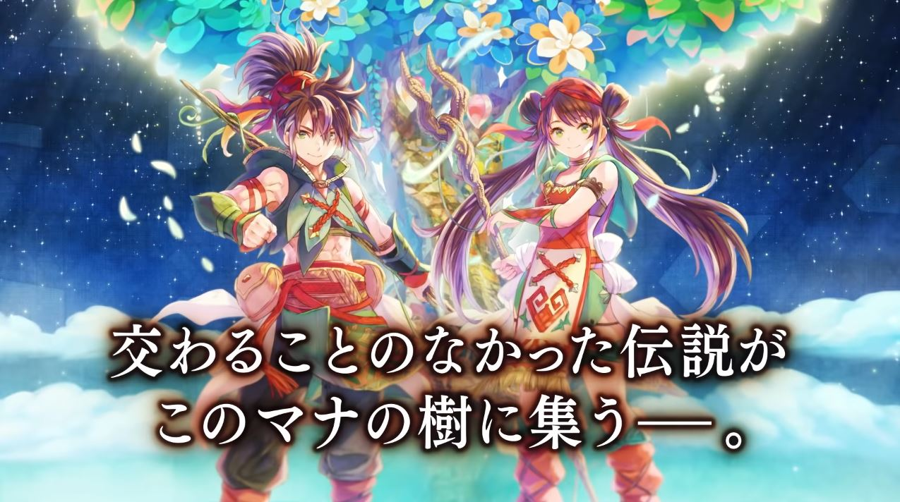 Publisher Square Enix and developer WFS have announced Echoes of Manalaunches in spring 2022