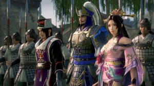 Dynasty Warriors 9 EmpiresWestern Release is Set for February 2022