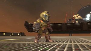 Mii Fighter Costumes Round 11 Launch October 18th; Features Doom Slayer