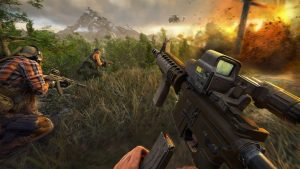 Free-to-Play Intel-Gathering Battle Royale Ghost Recon Frontline Announced