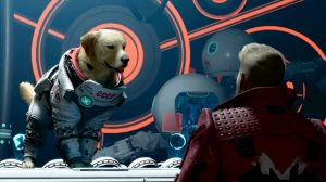 Marvel's Guardians of the Galaxy Cosmo Cinematic