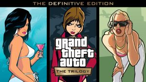 Grand Theft Auto: The Trilogy – The Definitive Edition Officially Announced
