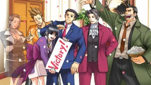 Phoenix Wright: Ace Attorney Trilogy On Sale to Celebrate Series' 20th Anniversary