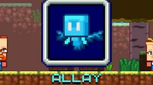 Minecraft Allay Mob Can Automatically Grab Items for You