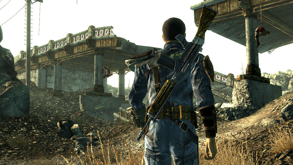 Fallout 3 Dropped Games for Windows Live