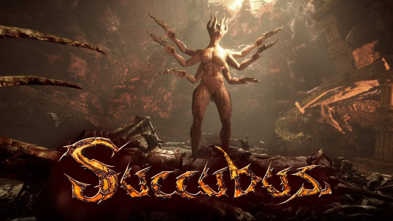 Succubus is Coming to Consoles