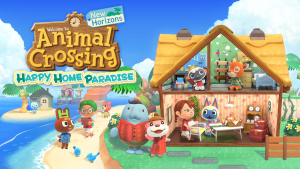 Animal Crossing: New Horizons Happy Home Paradise DLC Announced; Launches November 5