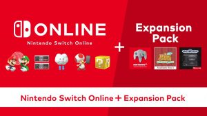 Nintendo Switch Online + Expansion Pack Pricing and Release Date Announced
