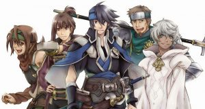 Final Suikoden Game is Finally Playable in English