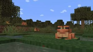 Minecraft The Wild Update Announced – Brings Frogs, Fireflies, and more