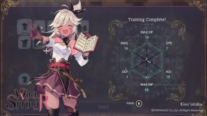 WitchSpring R Second Trailer