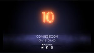 Aquaplus Launched a Teaser Site, Countdown Ends October 26