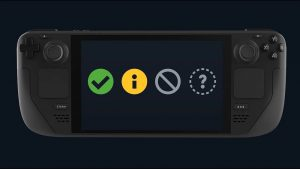Steam Deck Verified Will Identify Games Compatible With the Hardware