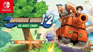 Advance Wars 1+2: Re-Boot Camp is Delayed to Spring 2022