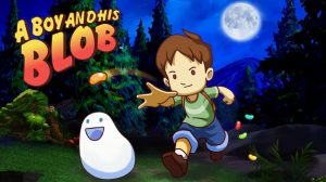 A Boy and His Blob for Switch Launches in November