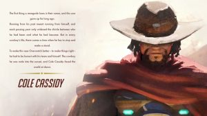 Overwatch McCree Renamed Cole Cassidy Due to Being Named after Accused Blizzard Developer