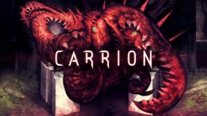 Carrion is Now Available for PS4