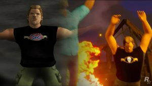 Grand Theft Auto: The Trilogy – The Definitive Edition Censors Confederate Flag