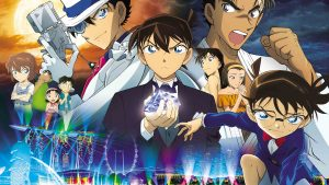 Detective Conan: The Fist of Blue Sapphire Movie is a Resounding Success