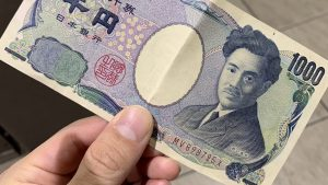 Japanese Man Gets Handed 1,000 Yen to Give Up Bathroom Stall
