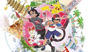 New Pokemon Anime Revealed, Debut Trailer