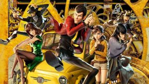New Trailer for Lupin III The First CG Movie