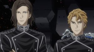 Main Visual, Screenshots Revealed for The Legend of the Galactic Heroes 2nd Season