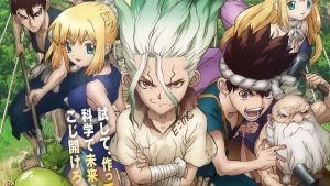 Dr. Stone Anime Gets New Theme Songs