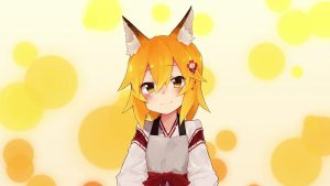 Helpful Fox Senko-San Gets An ASMR Video Bonus
