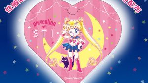 Sailor Moon Condoms Now Available in Japan