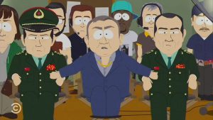 "South Park's ""Band in China"" Episode Gets the Show Fully Censored on Chinese Internet"