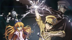Ultramarine Magmell Anime Streaming Now in North America