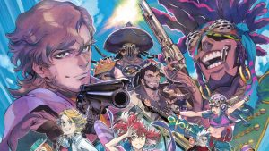 "P.A. Works Announces Wild West Steampunk Samurai Car Race Anime ""Appare-Ranman!"""