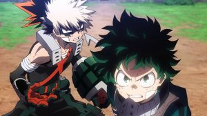 New Trailer for My Hero Academia THE MOVIE Heroes: Rising